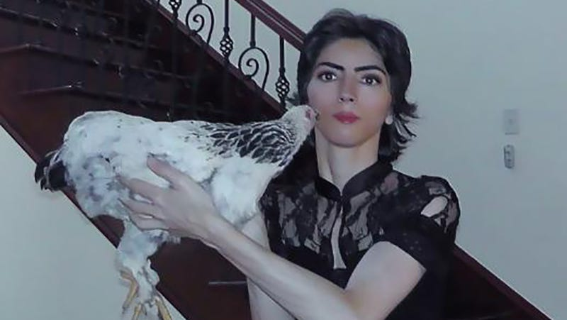 Illustration for article titled What We Know About YouTube ShooterNasim Aghdam