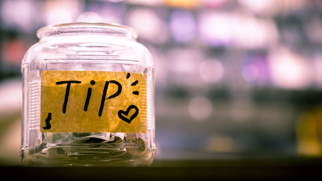 Always Carry Cash So You Can Leave Tips