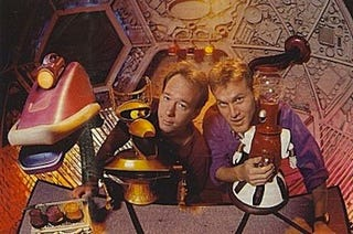 Illustration for article titled About that MST3K Reunion Thingy...