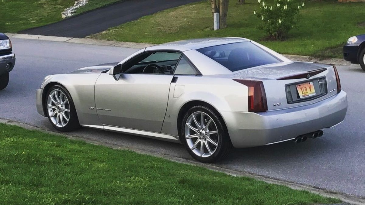 For $22,500, Could This 2006 Cadillac XLR-V Be XLNT?