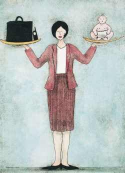 Illustration for article titled Should Women Without Children Also Get Maternity Leave?