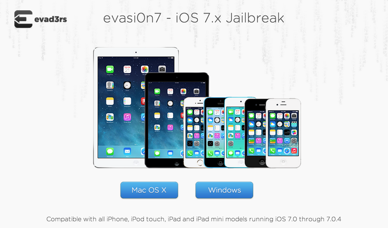 Illustration for article titled There's Finally an iOS 7 Jailbreak