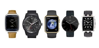 Illustration for article titled How the Apple Watch Compares to Its Biggest Competition
