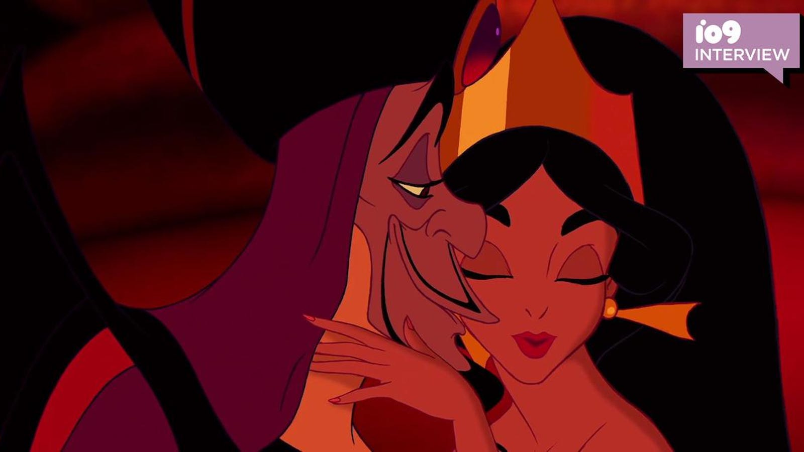 Meet the Erotica Author Who's Making Disney Villains Fuck