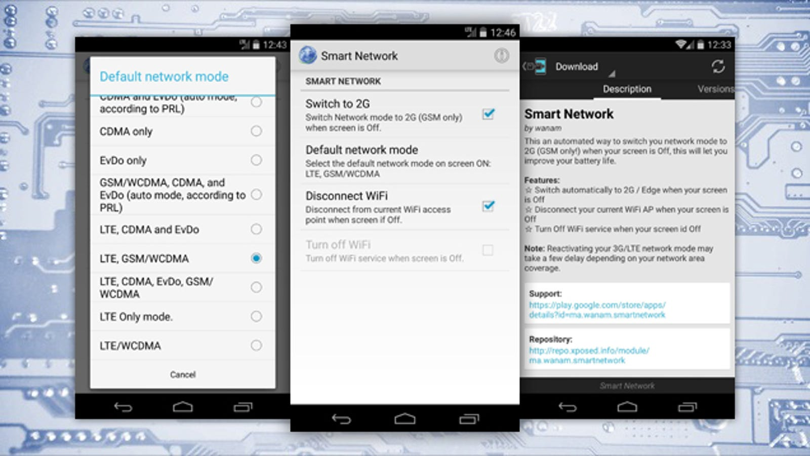 Smart Network Saves Battery By Switching to 2G When Your Screen Is Off