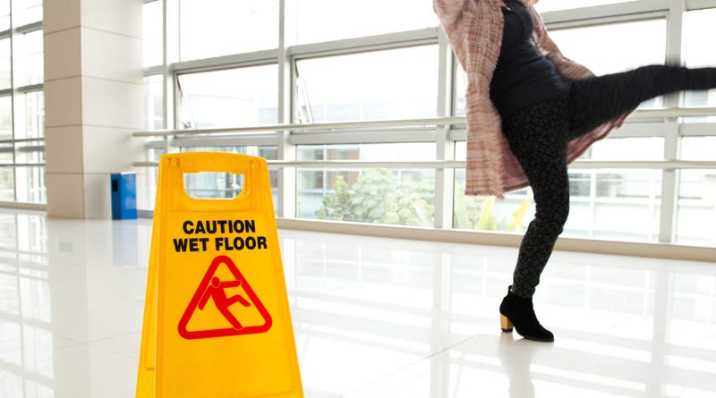 Illustration for article titled College Basketball Game In Japan Cancelled After Wet Floor Causes Injuries