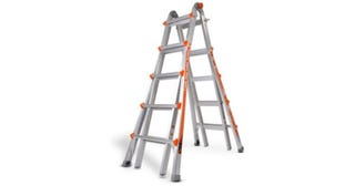 Illustration for article titled [GONE] The Little Giant M22 Aluminum Ladder in Only $180