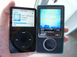 Illustration for article titled Zune vs. iPod: The Final Word On Who Should Get Your Money