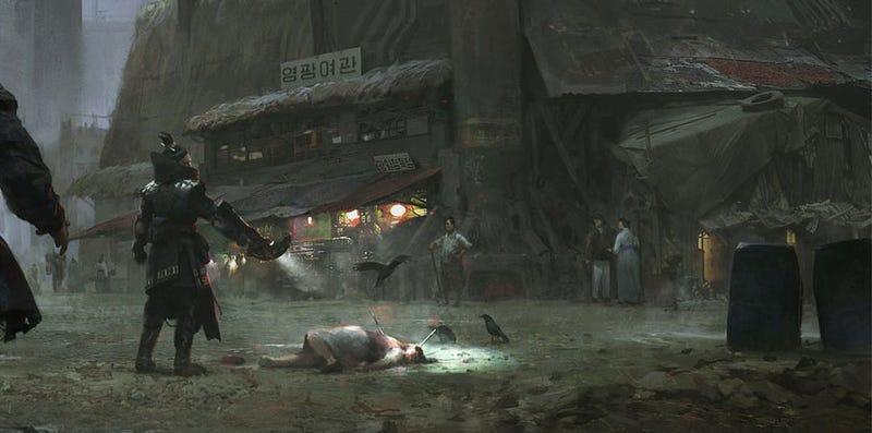 Illustration for article titled Future Korea Has Sure Let Itself Go