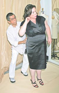 Illustration for article titled Fashion Designers Are Small Minded About Plus Sizes