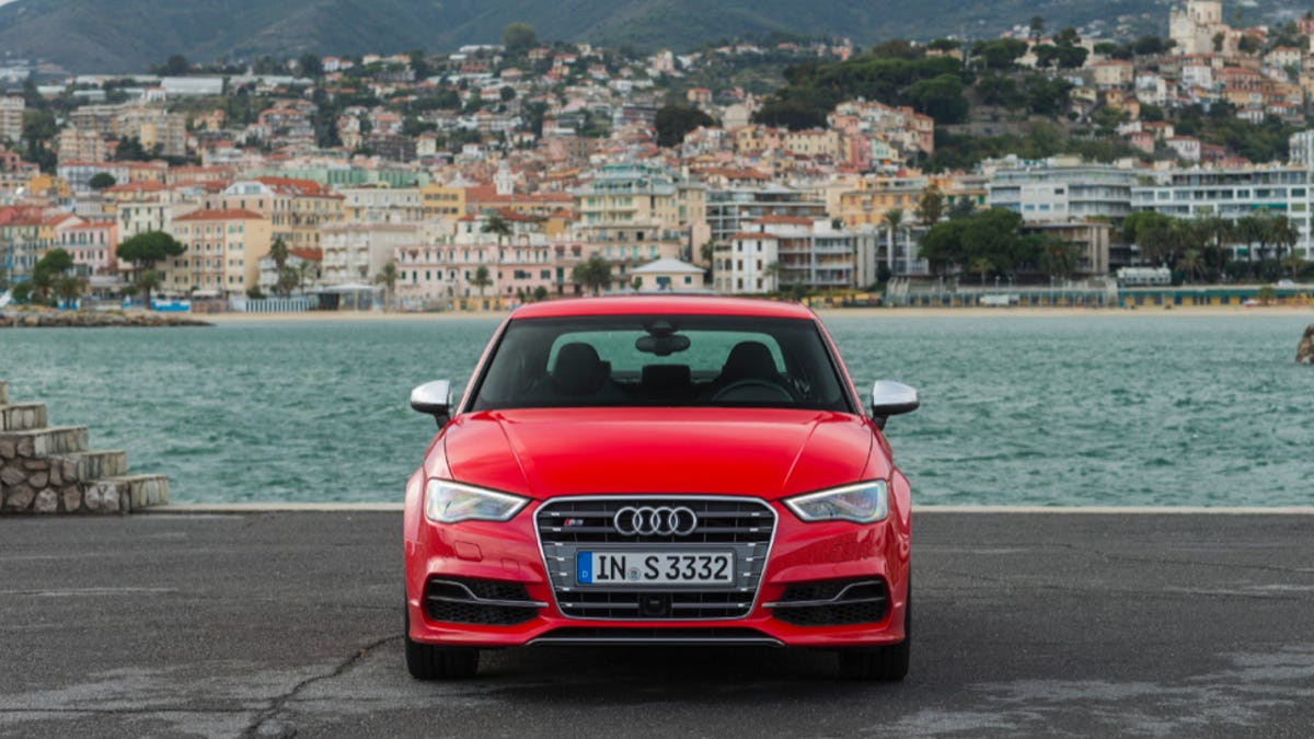 Audi 2015 audi s3 specs : The 2015 Audi S3 Is An Incredible Engine In A Sweet, Sweet Body