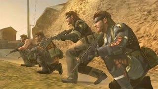 Illustration for article titled Metal Gear Solid: Peace Walker Has A Monster Surprise