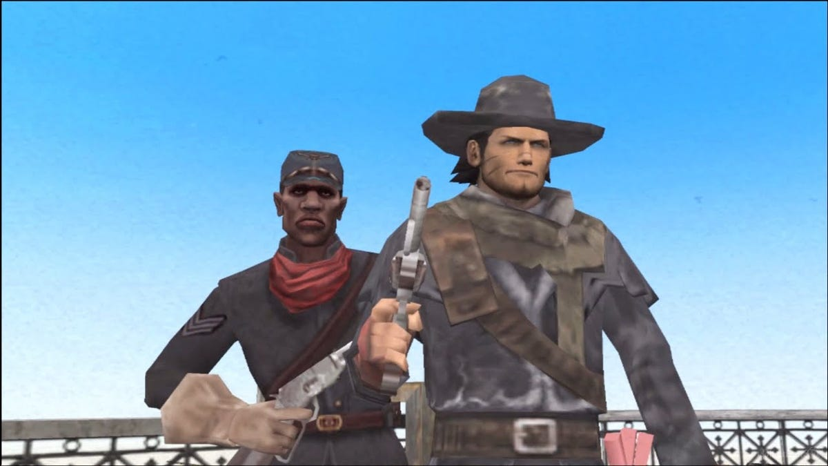 Red Dead Revolver, The 2004 Game Where It All Began