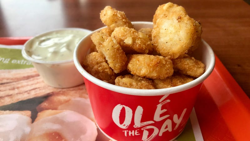 Taco John's Potato Olés could be fast food's finest spuds