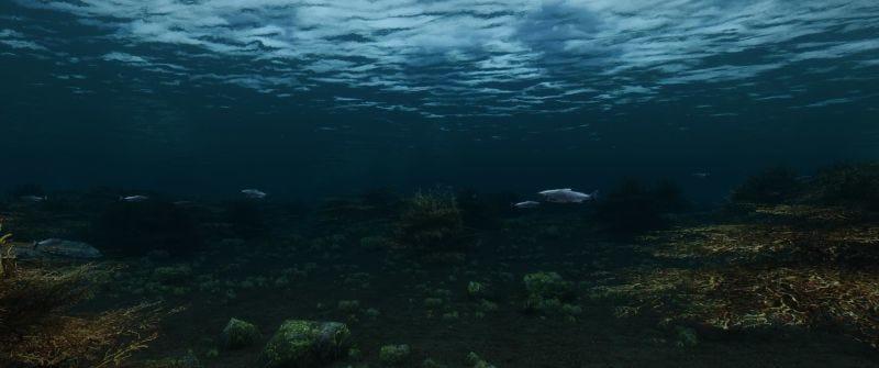 Illustration for article titled Este mod hará que quieras recorrer todos los océanos de Skyrim
