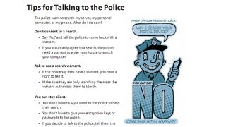 Illustration for article titled Your Cheatsheet for Talking to the Police