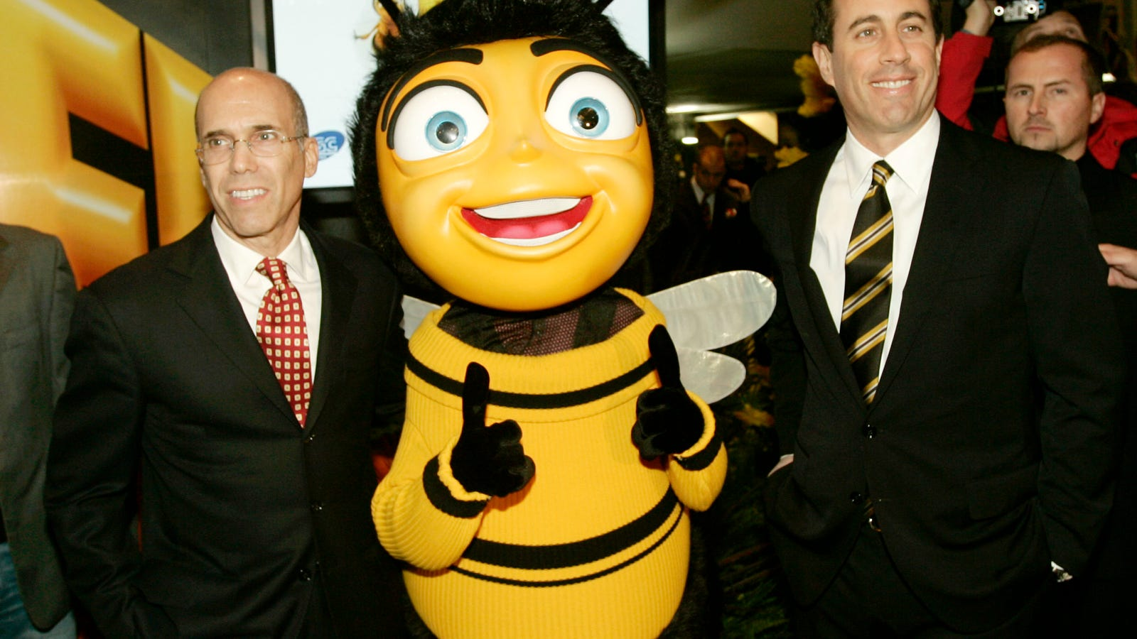 Happy 10th Anniversary To Bee Movie Which Is Somehow Still A Thing