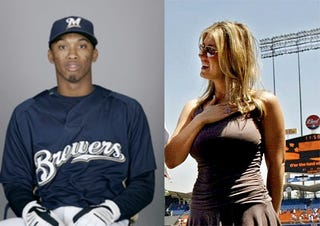 Illustration for article titled Searching For...Melissa Lima On Behalf Of Alcides Escobar's Estranged Wife