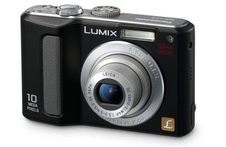 Illustration for article titled Panasonic Lumix LZ-8 and LZ-10 Budget Cams