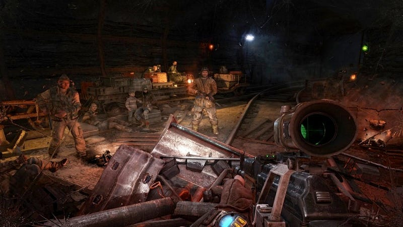 Illustration for article titled Metro: Last Light PC Performance, Benchmarked