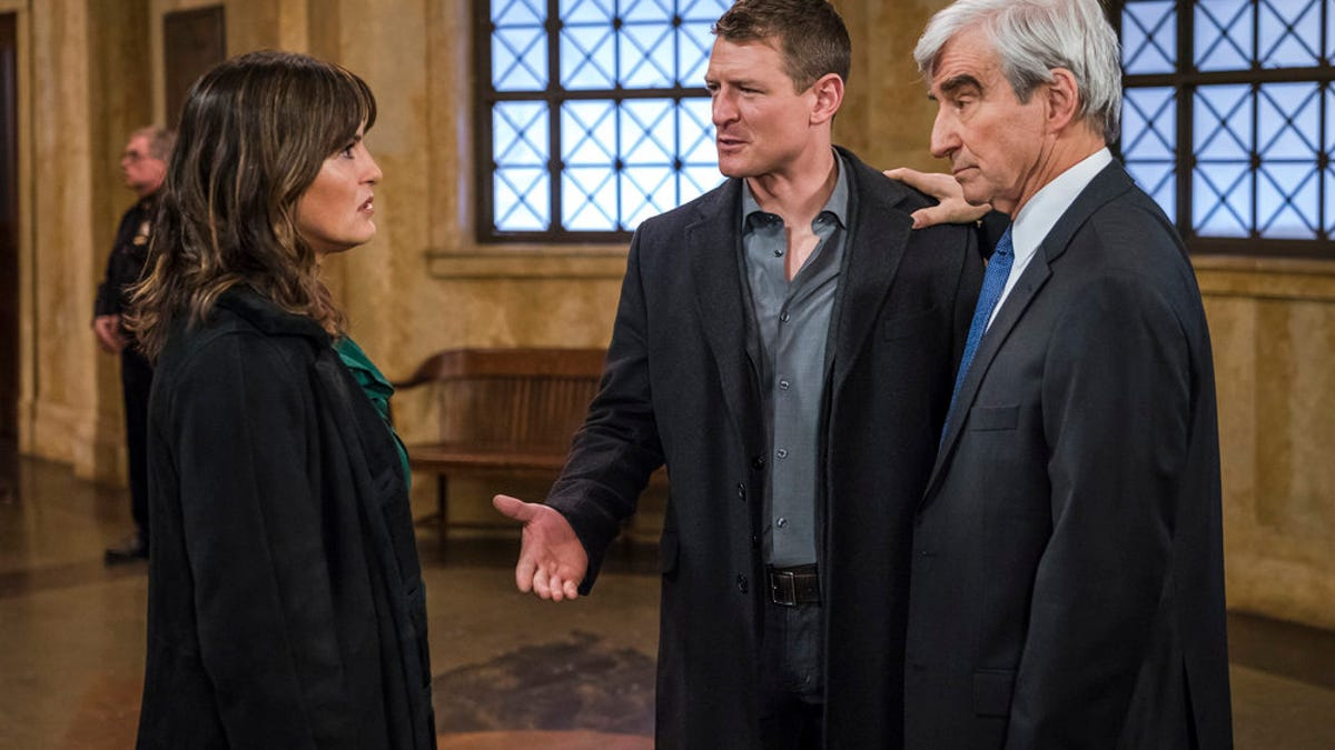 Can Law & Order: Special Victims Unit overrule fans