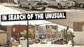The Unusual and Unearthly On The Streets Of The Somernites Cruise