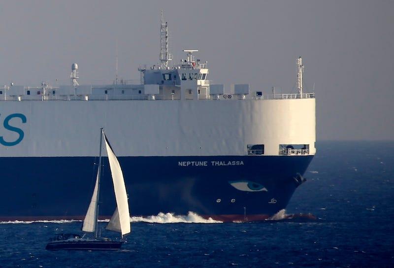 Illustration for article titled Nézd meg, merre járnak éppen a világ hajói!