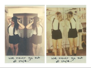 Illustration for article titled Taylor Swift Fan Recreates Polaroids From 1989; Swift is Overjoyed