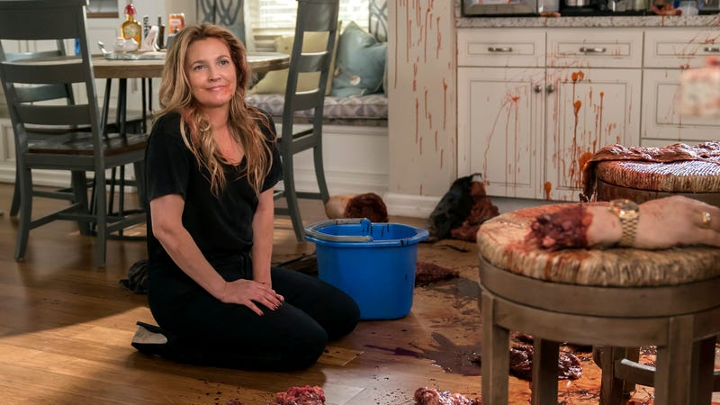 Illustration for article titled Netflix saves some room for another season of Santa Clarita Diet