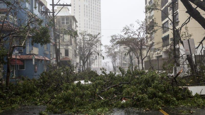 San Juan, Puerto Rico. Photo via Getty Images.