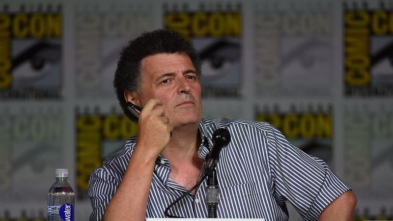 Steven Moffat at Comic-Con in 2015. (Photo: Getty Images)