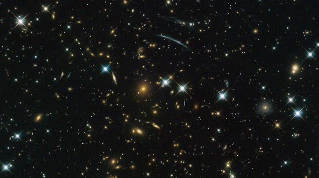 The Universe May Be Round—and That Would Be Bad News for Physicists