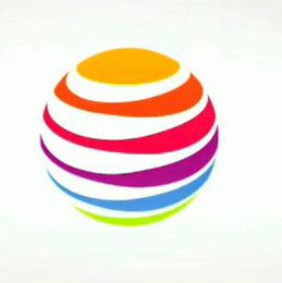 Illustration for article titled AT&T Plays Around With Logo Design Instead of Improving Network