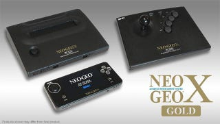 Illustration for article titled The Neo Geo Returns This December (For $200!)