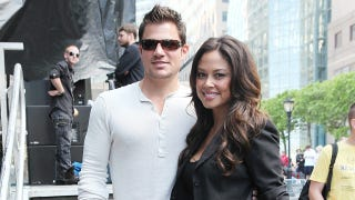 Illustration for article titled Nick Lachey And Vanessa Minnillo Tied The Knot