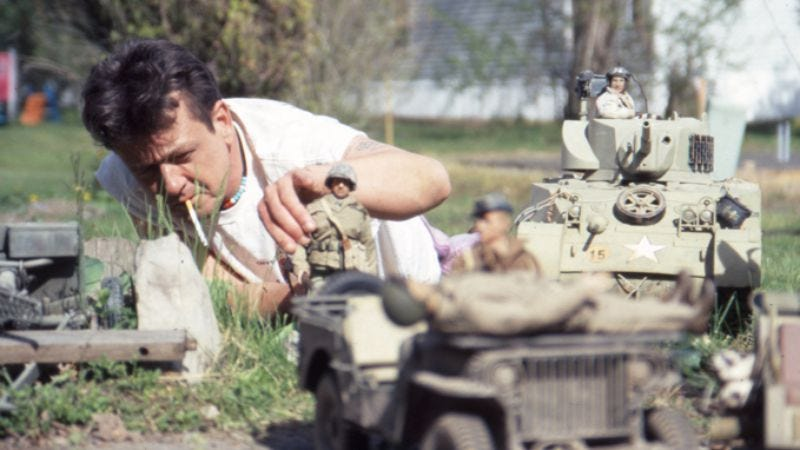 Illustration for article titled Marwencol