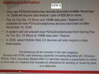 Illustration for article titled Verizon Forces $30 Minimum Data Plans on New Smartphones
