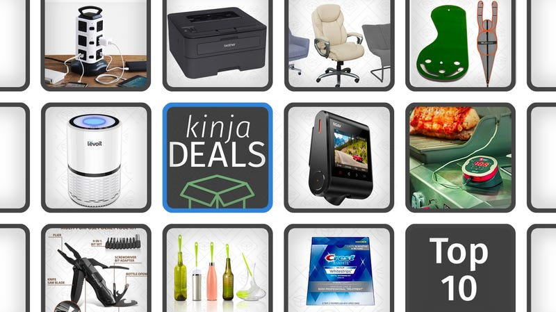 Illustration for article titled The 10 Best Deals of January 10, 2018