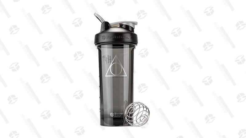 BlenderBottle Harry Potter Pro Series 28-Ounce Shaker   $13   Amazon