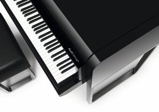 Illustration for article titled Audi Designs Exceptionally Precise Grand Piano