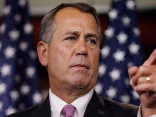 John Boehner, GOP House Speaker (Chip Somodevilla/Getty Images)