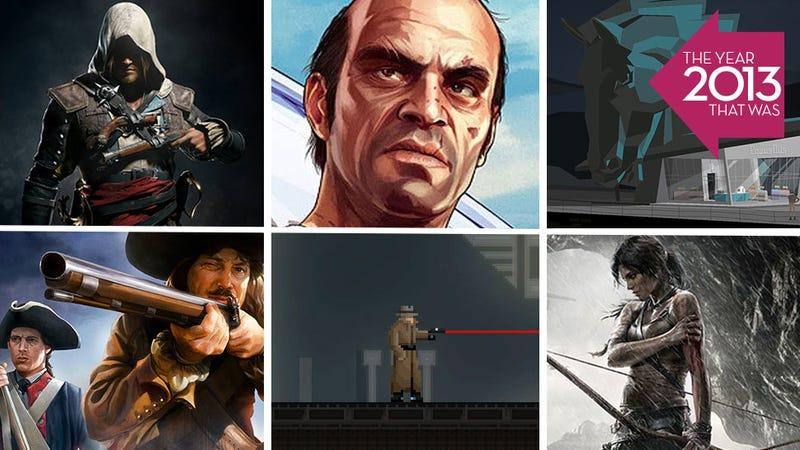 Illustration for article titled Luke's Top 10 Games Of 2013