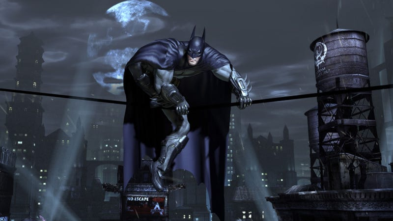 Illustration for article titled Writer of Arkham City Won't Be Back for the Next Batman Game