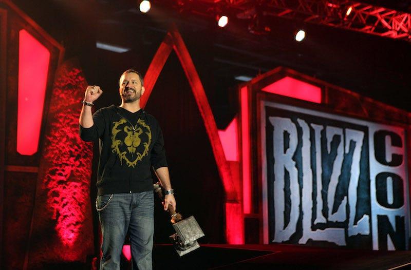 Image: Blizzard/AP (BlizzCon 2011)