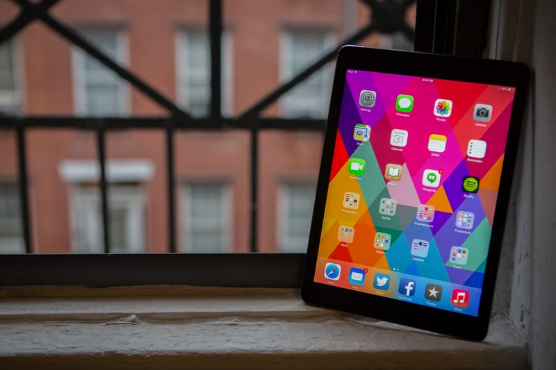 Illustration for article titled El nuevo iPad podría incluir pantalla anti-reflejos