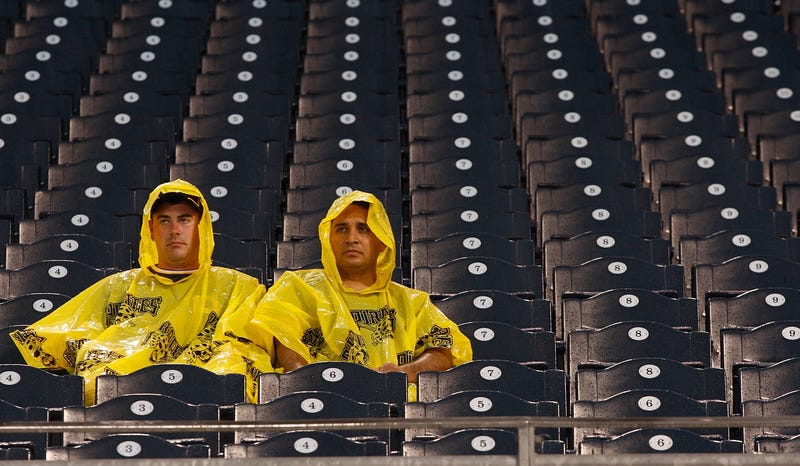 Illustration for article titled This Is What It's Like To Be A Pirates Fan Today