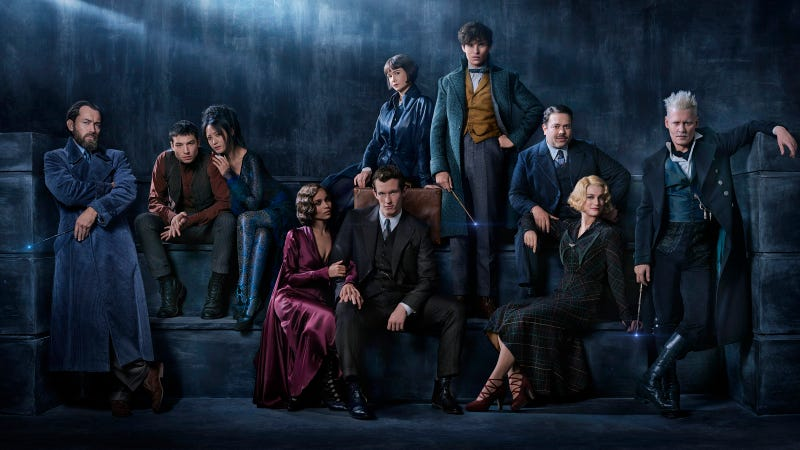 Fantastic Beasts: The Crimes Of Grindelwald (Photo: Mark Seliger/Warner Bros.)