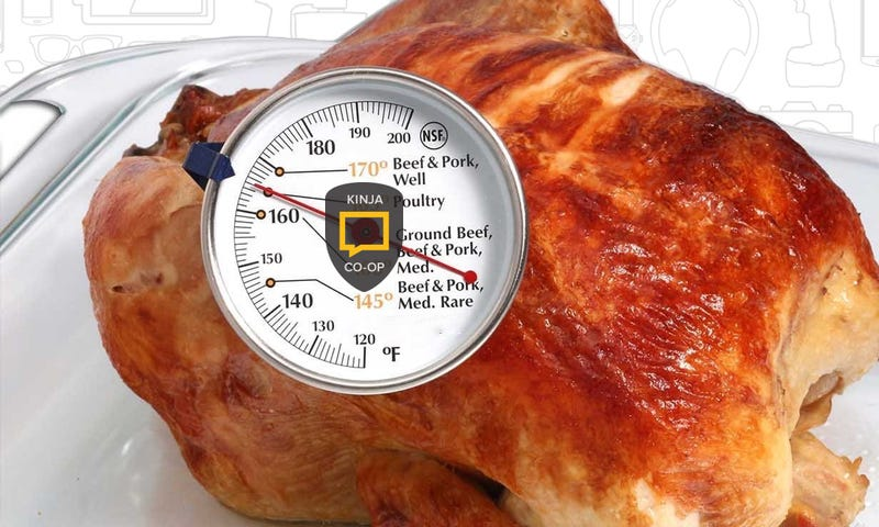 Illustration for article titled Which Meat Thermometer Do You Trust With Your Thanksgiving Dinner?