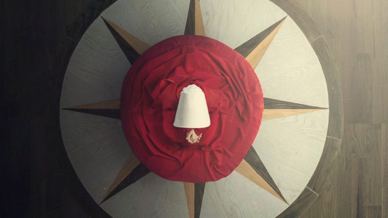 Illustration for article titled First Teaser for The Handmaid's Tale Is Dark, Creepy, and Unforgiving