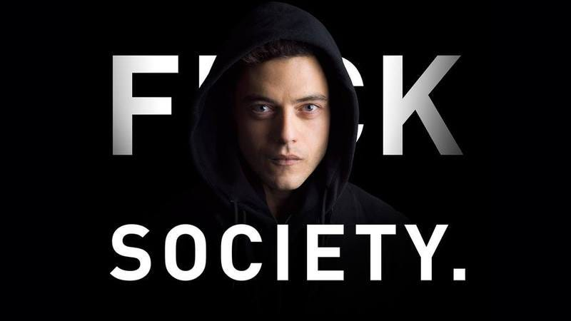 Illustration for article titled USA has already given Mr. Robot a second season